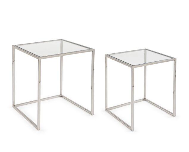 Saphi dohányzó asztal - 2 részes