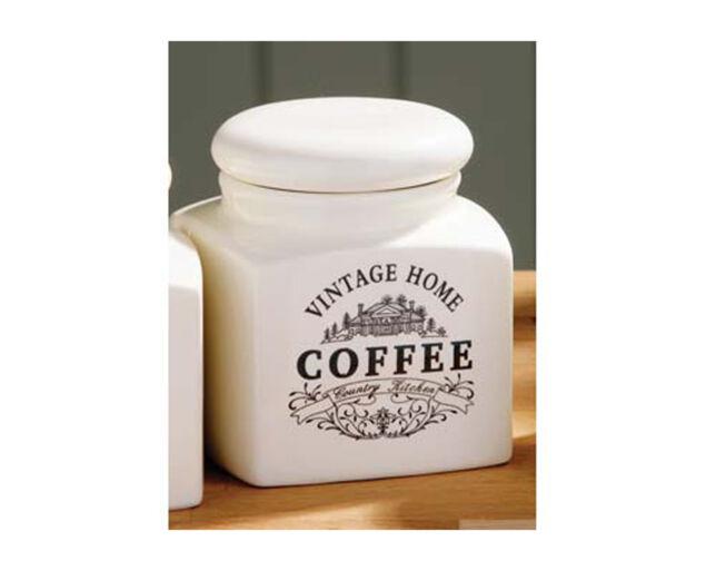 Vintage Home Kávétartó