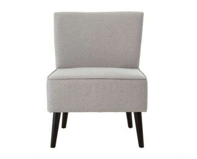 Helsinki kárpitozott szék - szürke