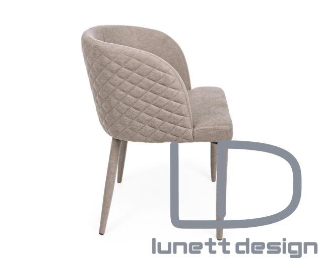 Manarola fotel - Bézs/Barna