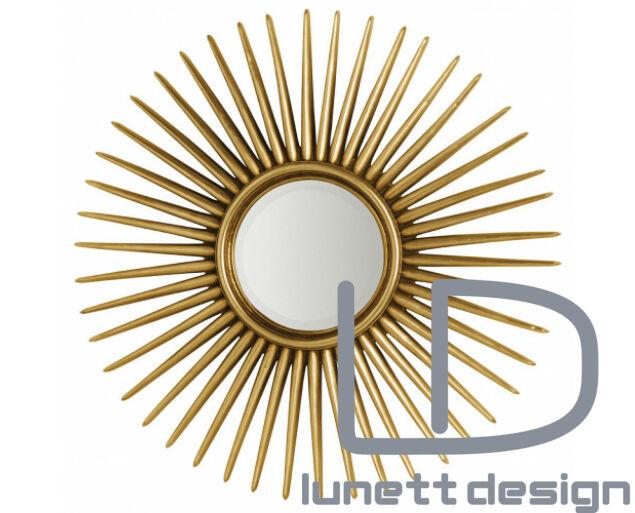 Golden Sunny Mirror 78 cm